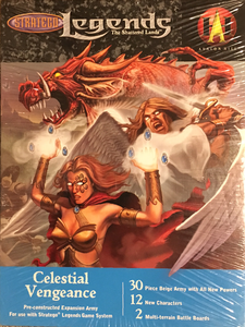 Stratego Legends: Celestial Vengeance