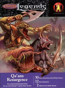 Stratego Legends: Qa'ans Resurgence