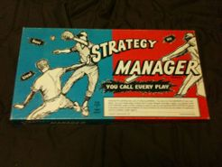 Strategy Manager Baseball