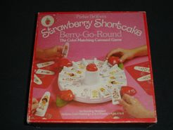 Strawberry Shortcake Berry-Go-Round