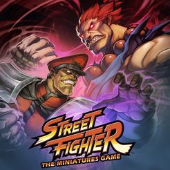 Street Fighter: The Miniatures Game Boss Expansion