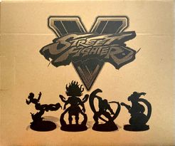 Street Fighter: The Miniatures Game – Street Fighter V Character Expansion