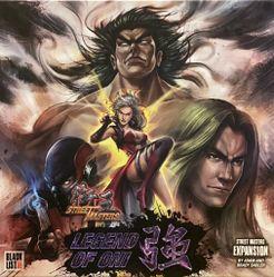 Street Masters: Legend of Oni