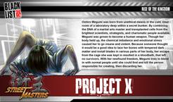 Street Masters: Project-X