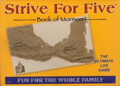 Strive For Five: Book of Mormon