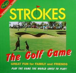 Strokes: The Golf Game