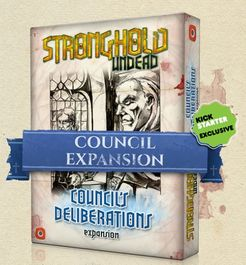 Stronghold: Undead (Second Edition) – Council's Deliberations Expansion