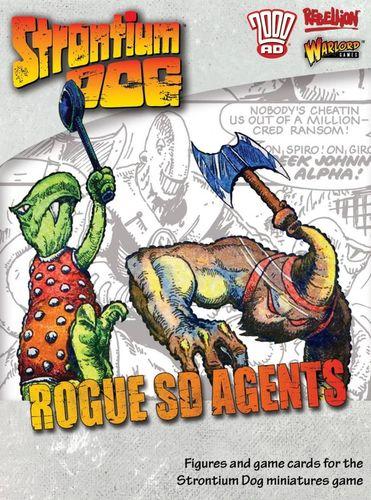 Strontium Dog: Rogue SD Agents