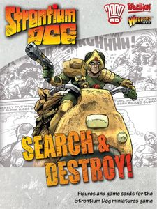 Strontium Dog: Search & Destroy!
