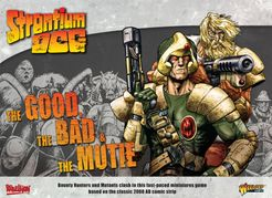 Strontium Dog: The Good, the Bad, & the Mutie Starter Set