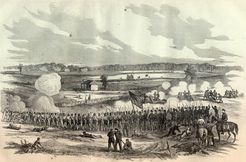 Struggle for the Heartland: Perryville and Stones River 1862-1863