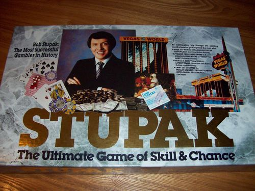 Stupak The Ultimate Game of Skill & Chance