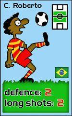 Stupid Little Soccer Game