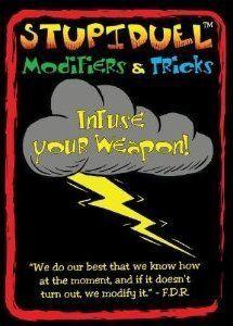 Stupiduel: Modifiers & Tricks Expansion