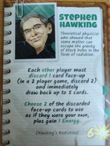 Subatomic: Stephen Hawking Promo Cards
