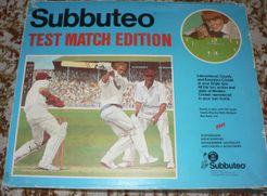 Subbuteo Cricket