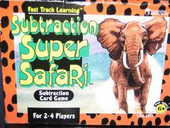 Subtraction Super Safari