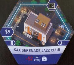 Suburbia: Collector's Edition – Sax Serenade Jazz Club
