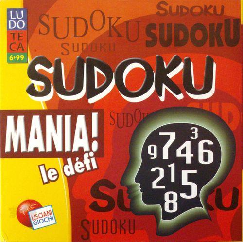Sudoku Mania! Le défi
