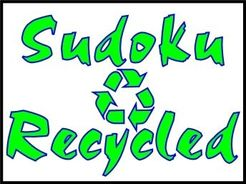 Sudoku Recycled