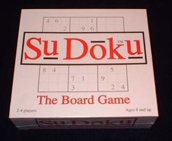 SuDoku: The Board Game