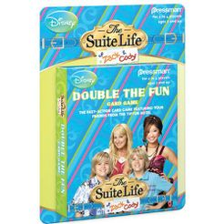 Suite Life Double the Fun Card Game
