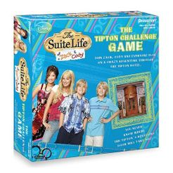 Suite Life of Zack and Cody Tipton Challenge Game