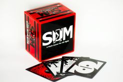 SUM Card Game