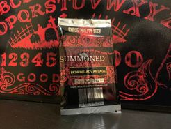 SUMMONED: The Devil Inside Edition – Curse Ability Deck