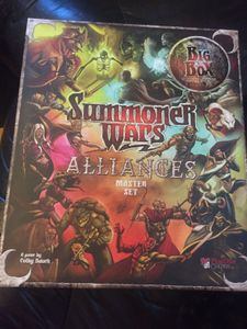 Summoner Wars: Alliances Master Set Big Box