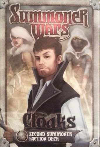 Summoner Wars: Cloaks – Second Summoner