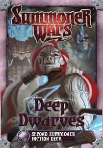 Summoner Wars: Deep Dwarves – Second Summoner