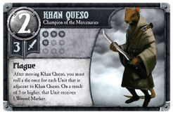 Summoner Wars: Khan Queso