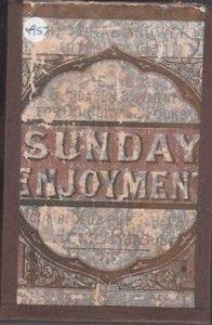 Sunday Enjoyment