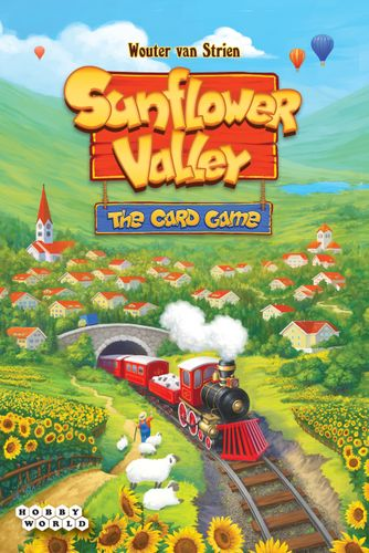 Sunflower Valley: The Card Game