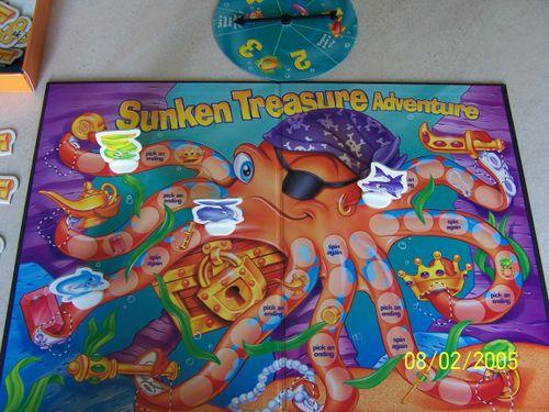 Sunken Treasure Adventure