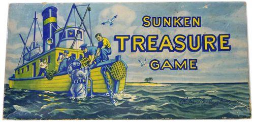 Sunken Treasure Game