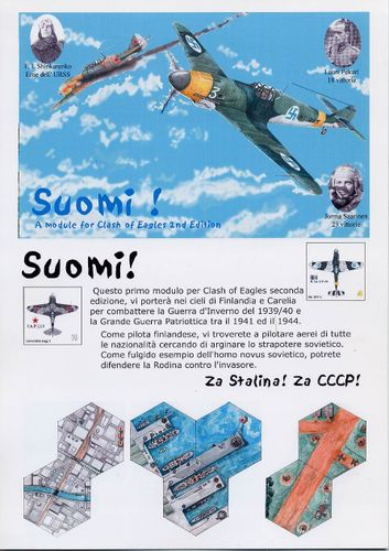 Suomi: A module for Clash of Eagles