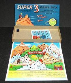 Super 3 Game Box