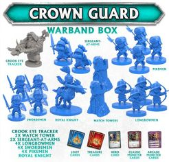 Super Dungeon Explore: Crown Guard
