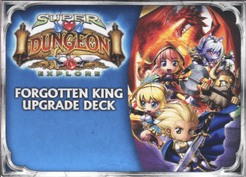 Super Dungeon Explore: Forgotten King – Upgrade Deck