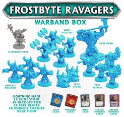Super Dungeon Explore: Frostbyte Ravagers