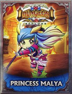Super Dungeon Explore: Princess Malya