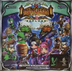 Super Dungeon Explore: Super Ninja Ambush!