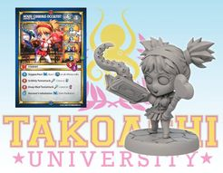 Super Dungeon Explore: Takoashi University – House Cerberus Occultist
