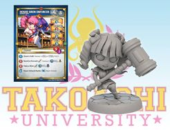 Super Dungeon Explore: Takoashi University – House Siren Enforcer