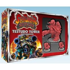 Super Dungeon Explore: Testudo Tower