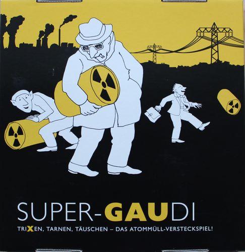 Super-GAUdi