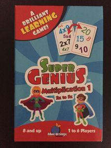 Super Genius: Multiplication 1