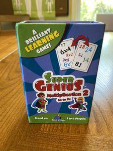 Super Genius: Multiplication 2